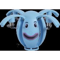 Mini drone Egg One Bigben bleu