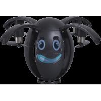 Mini drone Egg One Bigben gris anthracite