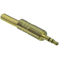 Valueline 3.5 mm stereo jack plug