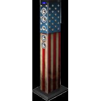 Tour multimédia drapeau USA Bigben