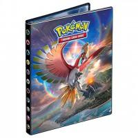 ULTRA PRO - Asmodée - 85130 - Cahier Range-Carte A5 - Pokémon Soleil et Lune Ombres Ardentes (Version Française)