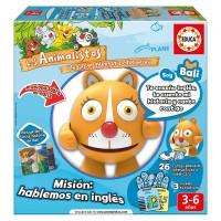 EDUCA BORRAS - Educa BorrAsLos Animalistos (français Non Garanti) Bali 500 piezas