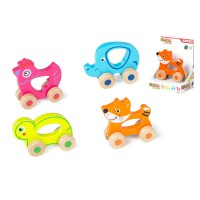 PLAY & LEARN - COLORBebe Color Bebe –Animalitos avec Roues (43605.0)