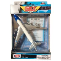 DISNEY - Boeing 747 avions assortis
