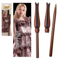 NOBLE COLLECTION - Harry Potter WET Stylo ET Marque Page of Luna Lovegood