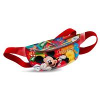 KARACTERMANIA - Karactermania Mickey Mouse Crayons-Fanny Pack Sac Banane Sport, 30 cm, Rouge (Red)