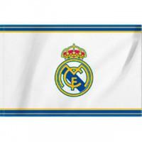 REAL MADRID - Real Madrid petit drapeau blanc