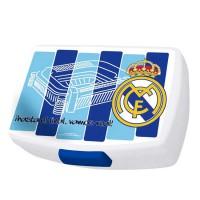 CYP BRANDS - CYP Importations lb-42 Appareil à croque-Monsieur en Plastique Motif Real Madrid