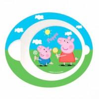 STOR - Peppa Pig bébé bol micro-ondes