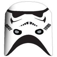 KIDS LICENSING - Bonnet de Personnage Trooper de Disney-Star Wars, SW92335