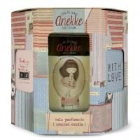 Anekke Cire Premium Pot 10x 9, Multicolore (ak17010) bougie
