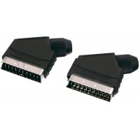 Valueline 21 pins Scart plug