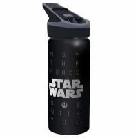 STOR - Star Wars Une bouteille en aluminium premium