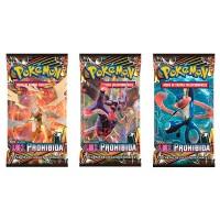 POKEMON JUEGO DE CARTAS - Pokemon Sun & Moon Interdite Lumière enveloppe espagnole de cartes