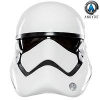 ANOVOS - MASQUE Star Wars: La Force réveille Première Commande Stormtrooper Casque Prop réplique POUR LES ENFANTS DE 3 A 9 ANS