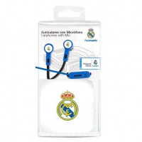 SEVA IMPORT - Real Madrid casque avec microphone et bouton