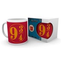 GB EYE - 9 3/4-Tasse [Kitchen] Harry Potter