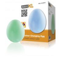 basicXL oeuf XL LED aux couleurs changeantes