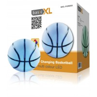 basicXL lampe LED aux couleurs changeantes basketball