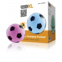 basicXL lampe LED aux couleurs changeantes football