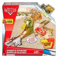 MATTEL - Mattel–piste CARS - sergent acrobatique
