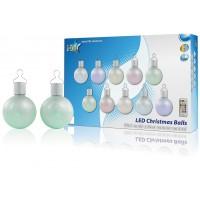 HQ boules de Noël LED RGB