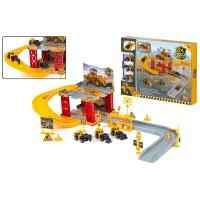 AUSINI - COLORBebe Color Bebe –Piste véhicules Construction (44421.0)