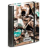 KARACTERMANIA - Ligue de la Justice–Dossiers, pochette Multicolore (Karactermania km-37878)