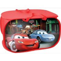DISNEY - Kaufmann Disney Cars CA-KFZ-700 Coffre à jouets pliable