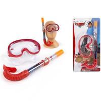 DISNEY - Eolo Set de Plongée Enfant avec masque et Boite CARS