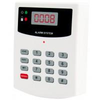 König panneau de contrôle pour système d'alarme factice