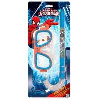 SAMBRO - masque Marvel Spiderman et jeu de plongée