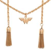 BIOWORLD - DC Comics Wonder Woman collier