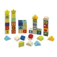 CAYRO - Cayro Cubes et formes de bois. Educubes