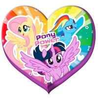 - My Little Pony coussin en velour