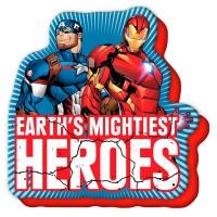 - Kids Best Vengeurs Coussin Coussin Moelleux, Marvel