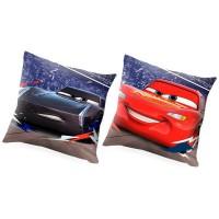 - Kids Best Cars Coussin Moelleux Motif Disney 40 x 40 cm