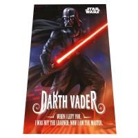 - Kids Star Wars Lot de 12 couvertures polaires en polyester Noir 150x 15x 100cm
