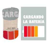 BAGGY - Phrase de couverture de corail Batterie