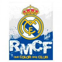 REAL MADRID - couverture de corail Real Madrid