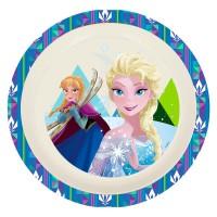 STOR - Disney Frozen bamboo Assiette