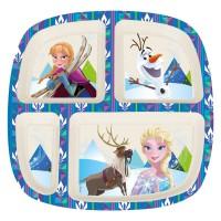 "STOR - Plato dividido ""Best of Disney"" de Frozen"