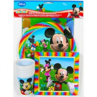 DISNEY - Disney Mickey Mouse Party Pack anniversaire