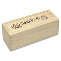CAYRO - Cayro Juguetes SL - 241 - Jeu de Société - Dominos Boite en Bois