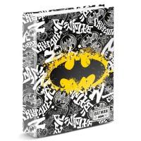 KARACTERMANIA - Dossier A4 Batman DC Comics Etiquettes Anneaux