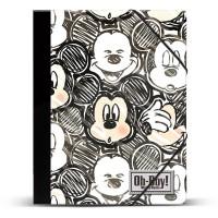 KARACTERMANIA - Mickey Mouse–Dossiers, Multicolore (Karactermania km-37552)