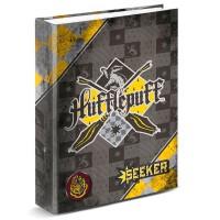 KARACTERMANIA - KARACTERMANIA Classeur Harry Potter Quidditch Hufflepuff anillas