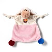 NICI - FCB FC Barcelona–Doudou Oveja peluche, 25x 25cm (Nici 40416)