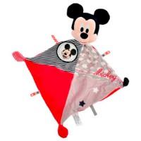 DISNEY - Famosa - Disney 760016646. Doudou Mickey Mouse.