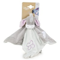 DISNEY - Disney Bebe Winnie the Pooh Eeyore soft conforter doudou